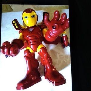 Talking Ironman like new